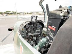 Cockpit do Tucano